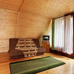 Brda - salon z TV