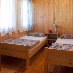 Mikołajki Duże - sypialnia
