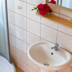 Mikołajki Duże - łazienka